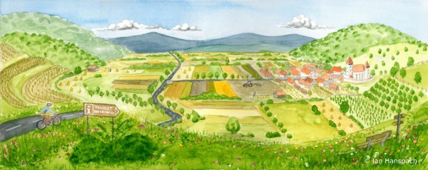 Most stakeholders we interviewed preferred this vision for Southern Transylvania.